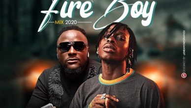 DJ Baddo – Best Of Fireboy Mix 2020