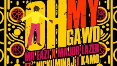 Mr Eazi X Major Lazer – Oh My Gawd Ft. Nicki Minaj & K4mo