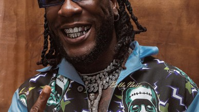 Burna Boy Lands Second Grammy Awards Nomination