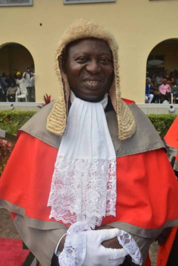 Biography of Justice Alogba