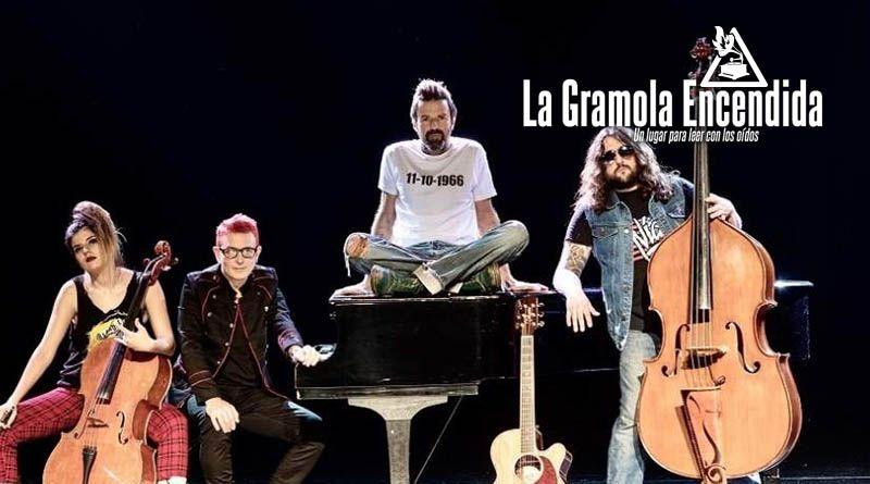 Crónica del cocierto de Jarabe de Palo en Murcia