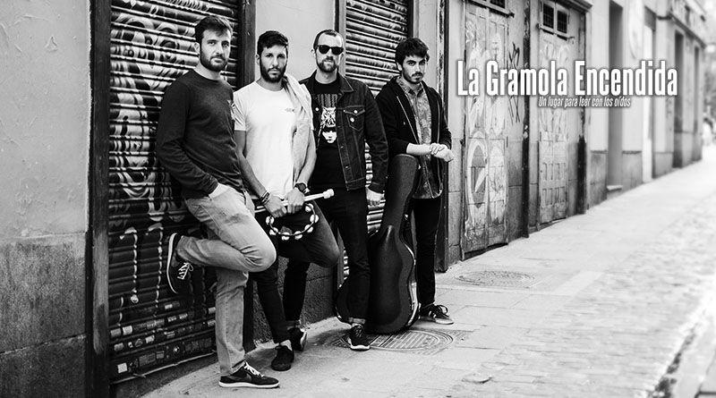 La banda madrileña Yogures de Coco publican Puertofé, su primer largo.