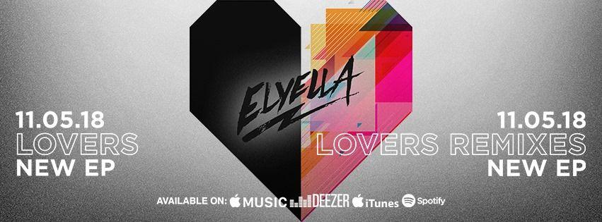 """EL ESPERADO EP """"LOVERS"""" DE ELYELLA ATERRIZA EN VINILO Y EN PLATAFORMAS DIGITALES"""