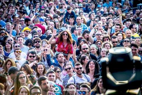 El festival En Órbita recupera su esencia volviendo a Fermasa.