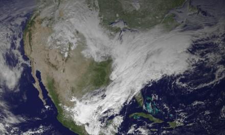 Comment le changement climatique anthropique dérange le vortex polaire et gèle l'Amérique du Nord