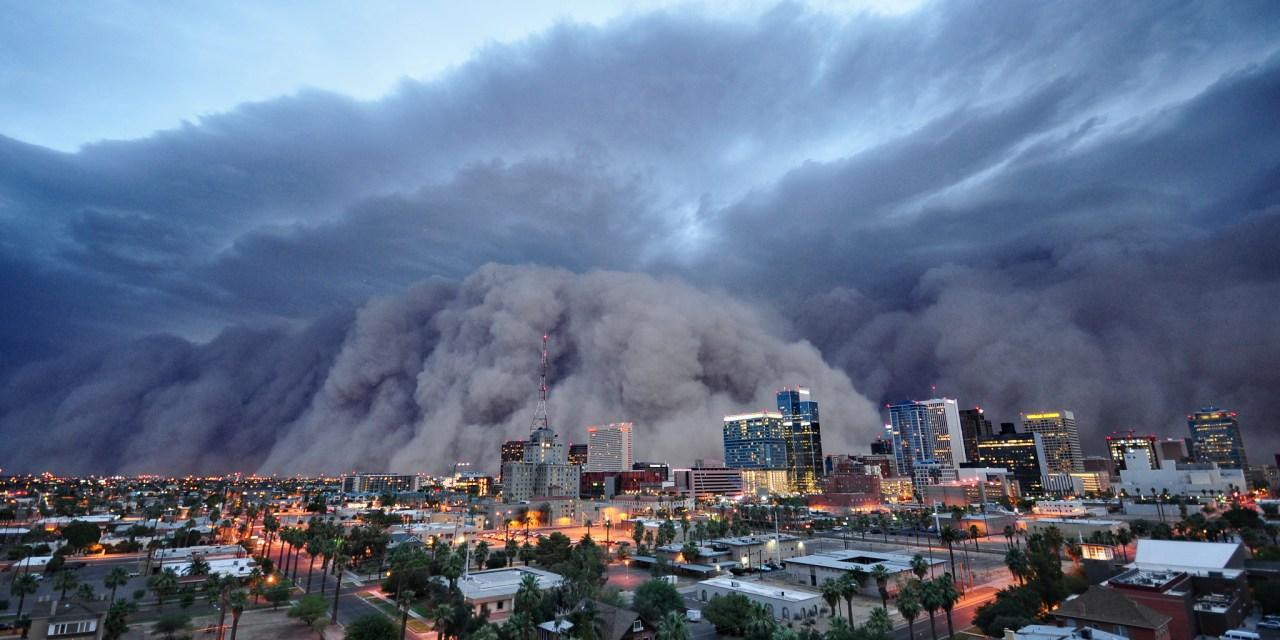 Les scientifiques disent que le changement climatique provoque des vagues de chaleur, des sécheresses et des inondations