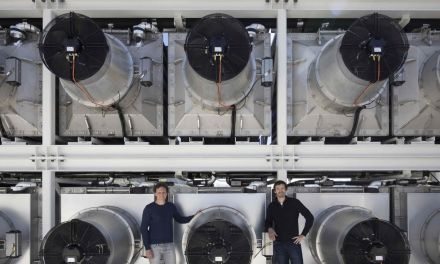 """Combien de <span class=""""caps"""">CO2</span> faudra-t-il retirer de l'air?"""