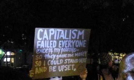 Le capitalisme échoue – nous avons besoin d'une feuille de route pour survivre au chaos climatique