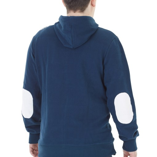 MSW171 BASEMENTZipMiami DARKB B - Sweat PICTURE Basement Zip Miami Dark Blue