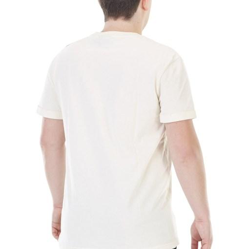 Tshirt blanc en coton biologique