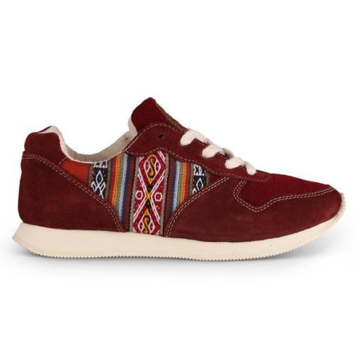 basket Perus peruvienne motif incas