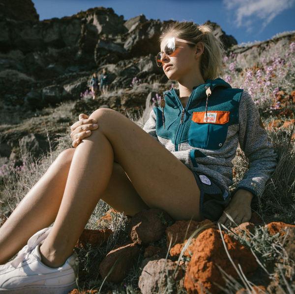 vêtements femme surfwear lifestyle biologiques