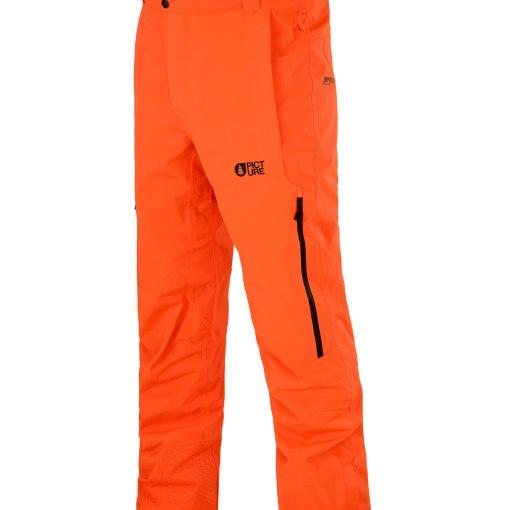 pantalon ski homme picture object orange