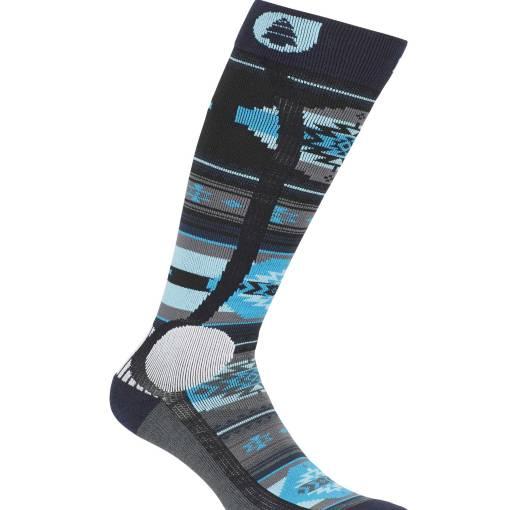 chaussettes de ski chaudes