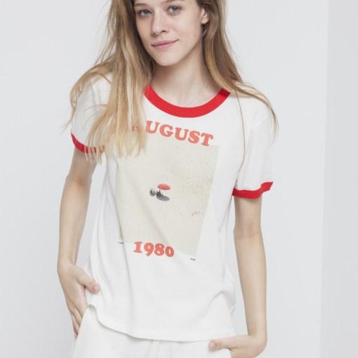 tshirt coton bio pour femme thinking mu