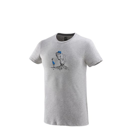 tshirt millet pour homme en coton bio