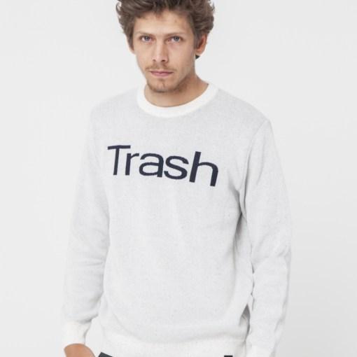 pull bio coton recyclé thinking mu
