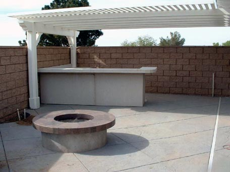 Do It Yourself Outdoor Kitchens Gallery   LA Custom Grill ... on Diy Patio Grill Island id=98728