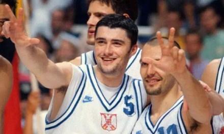 1995 : La Yougoslavie sur le toit de l'Europe