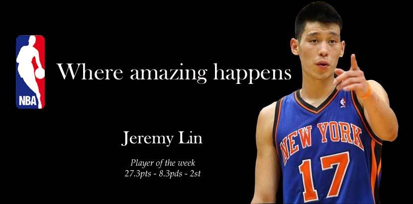 Jeremy Lin