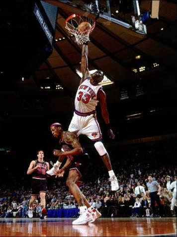 Il y a 15 ans, les Knicks domptaient les Bulls au Madison