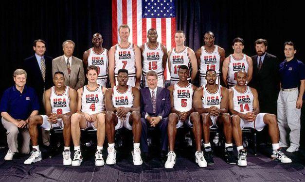 Deux décennies d'USA Basketball dans le rétro…