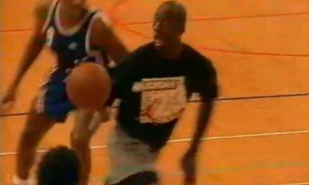 Michael Jordan à Paris …