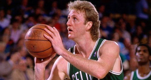 Larry Bird, la légende…