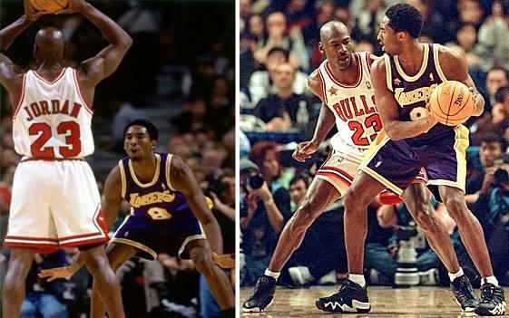 VS MJ