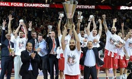 L'Olympiakos conserve son Graal
