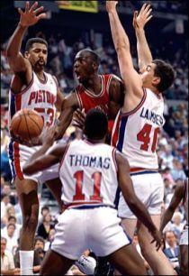 Jordan Pistons
