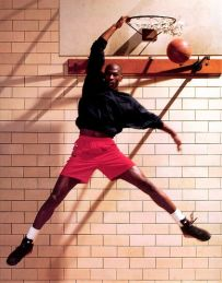 Jordan Nike pub