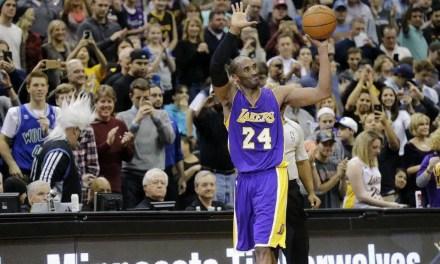 Kobe dépasse son maître