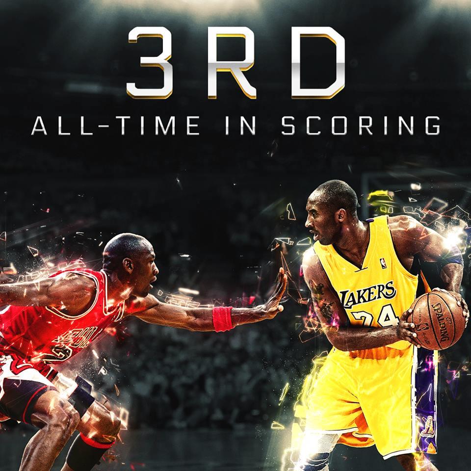 Kobe MJ
