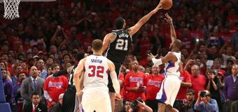 Retour sur Spurs – Clippers