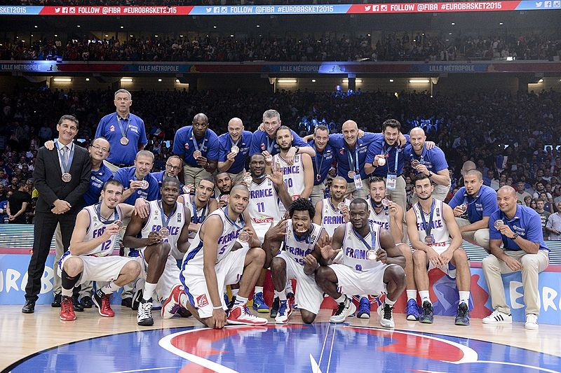 Equipe de France de basket