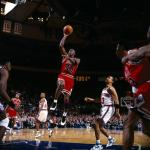 Les 55 points de MJ