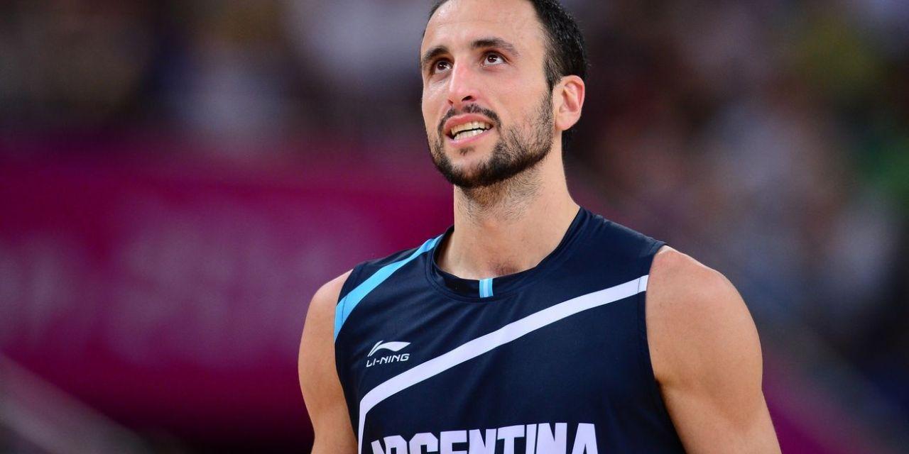 Le top 30 de Manu Ginobili avec l'Argentine