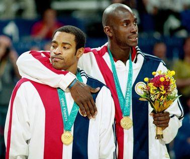 Champion olympique en 2000