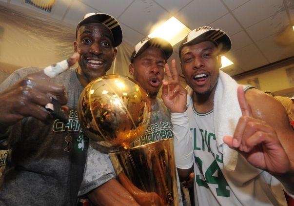 Champion NBA 2008