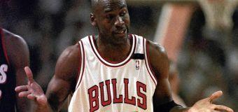 Et Jordan prit feu…