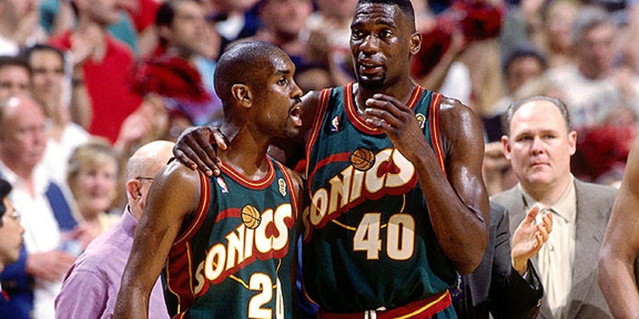 (1996) La réaction d'orgueil des Sonics face aux Bulls
