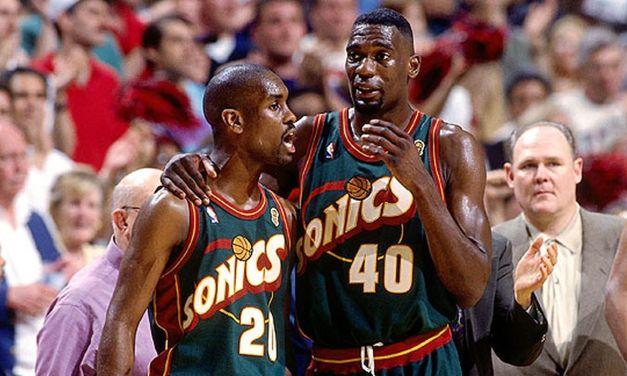 NBA Finals 1996 : La réaction d'orgueil des Sonics