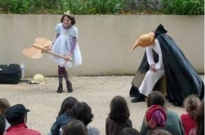 L'Histoire de Princesse Courage
