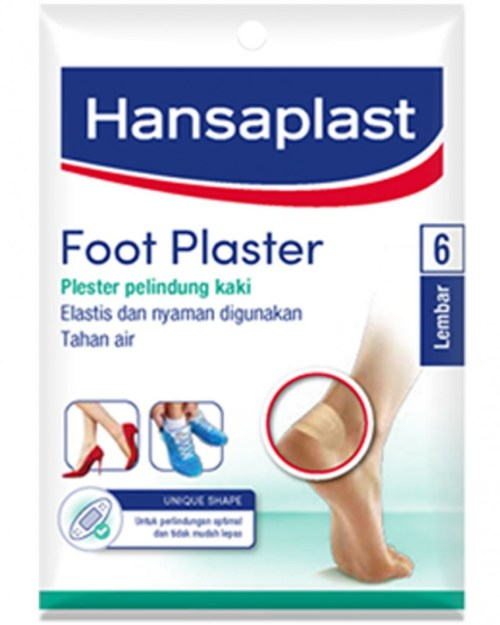 hansaplast foot plaster