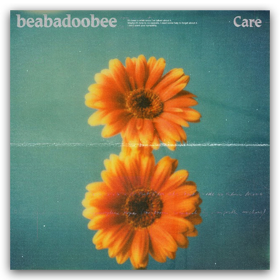 beabadoobee care packshot