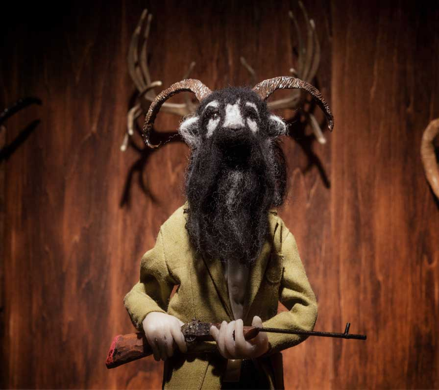 Black Dog Joshua Tuthill, 2017, USA short film, La Guarimba International Film Festival, El tornillo de Klaus, best short film festivals, guarimba selection 2018, guarimba selección 2018, Short film Selection 2018, best 2017 short films,