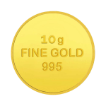 Gold Coin 10 Gm 995