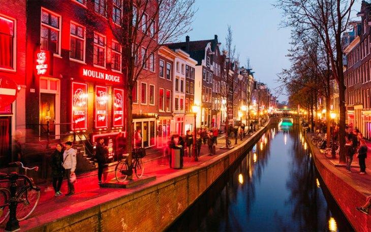 La Zona Roja - La Guía de Amsterdam