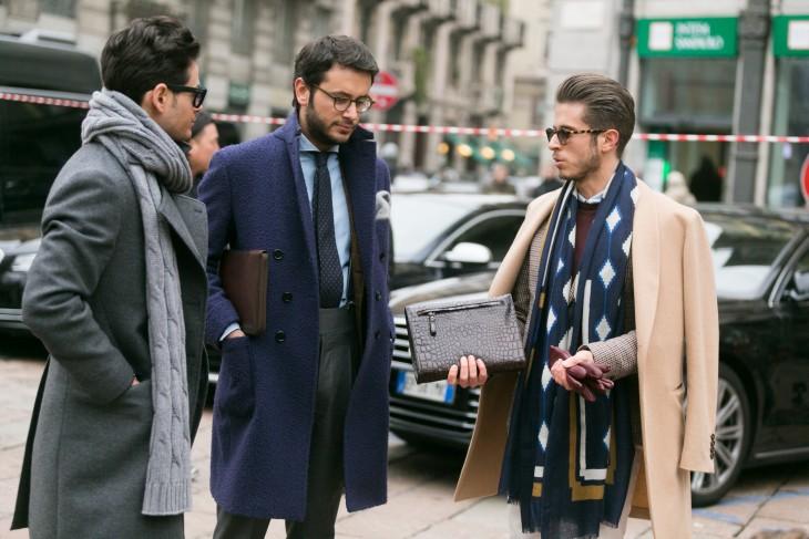 tipos de bufandas